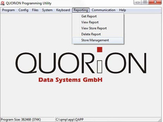 Quorion PC Tools QProg and QDriver