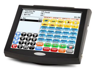 QTouch 12 POS